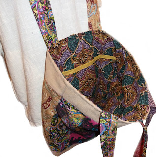 Handmade Hippie Bag