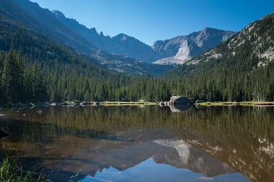 Jewel Lake, Rocky Mountain National Park
