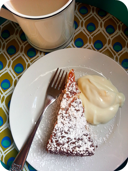 Alison Holst Lemon Yoghurt Cake