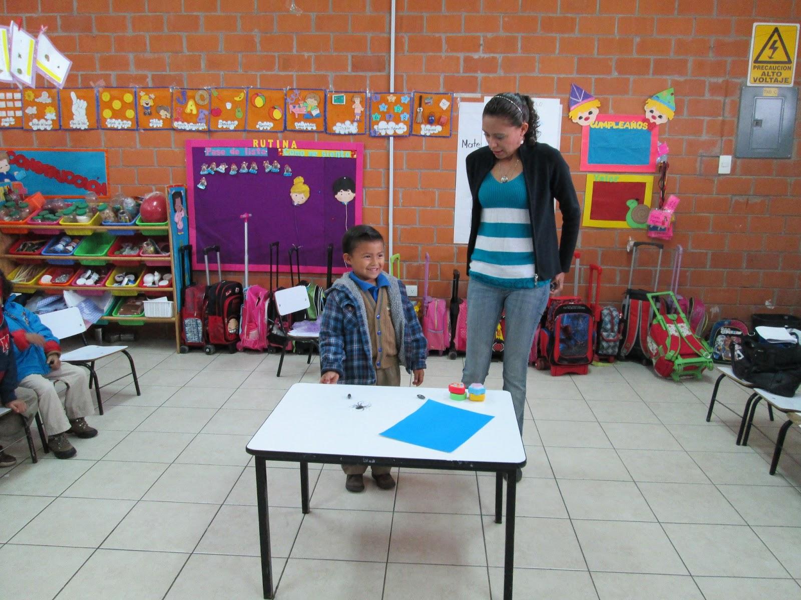 Instituto Educalia A.C.: Proyectos de Ciencias en Preescolar