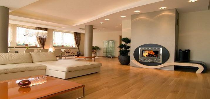 Il blog di architettura e design di studioad come - Casa con parquet ...