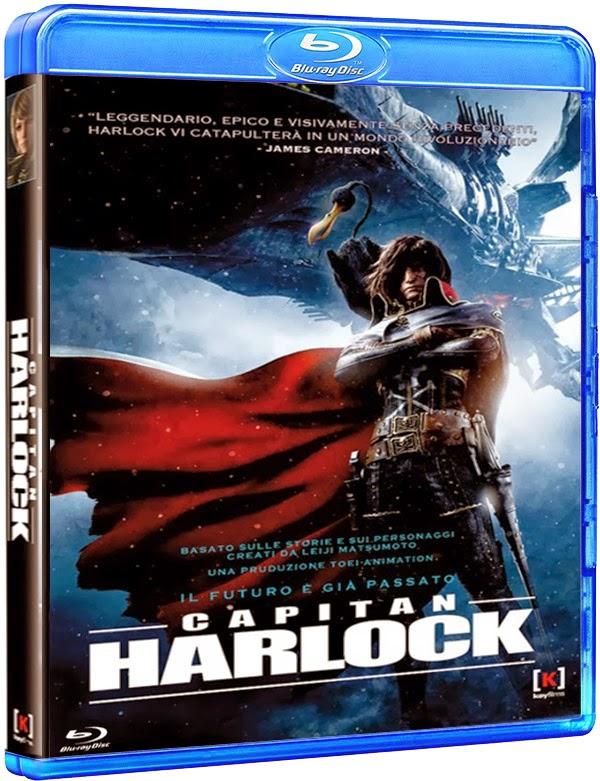Capitão Harlock
