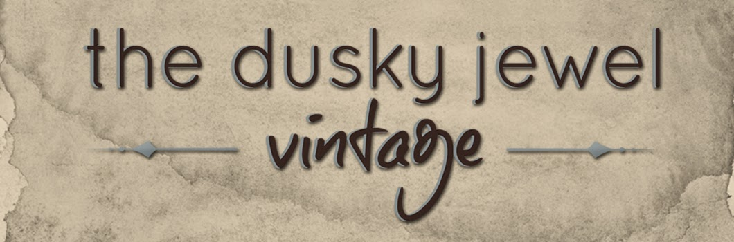 the dusky jewel vintage