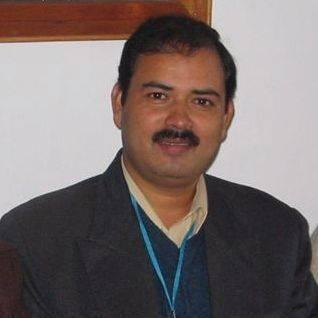Sanjay Bista Prof Kalimpong college