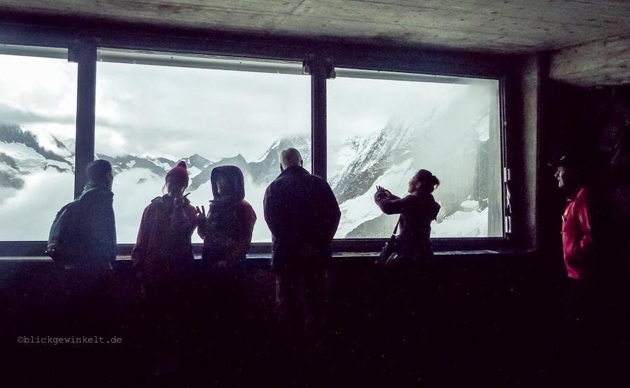 Aussichtsfenster Eigerwand