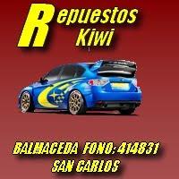 REPUESTOS KIWI  BALMACEDA 888