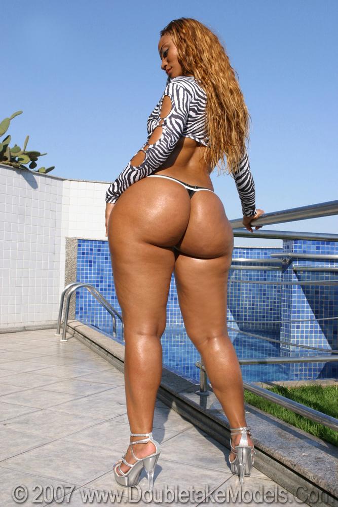 Luana Alves Double Take Models
