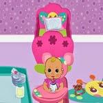 العاب حضانة الاطفال الرضع