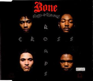 Bone Thugs-N-Harmony - Crossroads-Tha Crossroads) (CD, Maxi-Single 1996)(Ruthless Records)