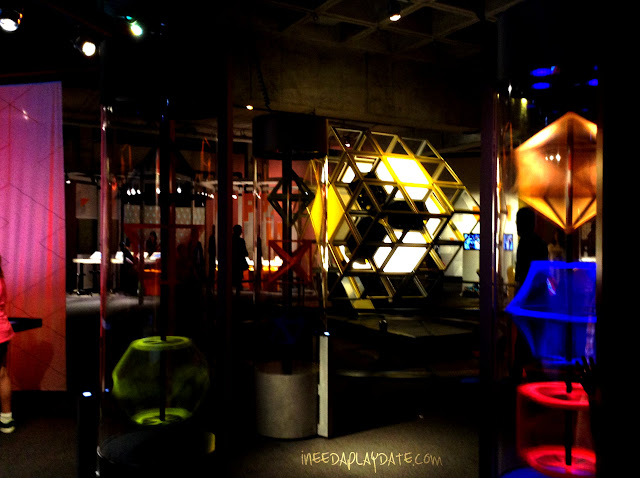 Another view of #BeyondRubikCube at Great Lakes Science Center this Summer #thisiscle | @mryjhnsn