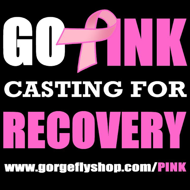Project: Casting for Recovery - Gorge Fly Shop