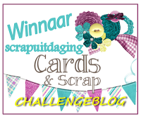 Cards and scrap challengeblog