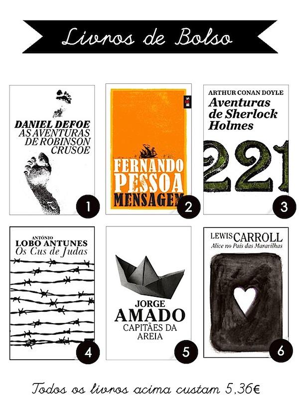 Wook: Três livros pelo preço de dois