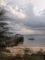 Jetty, Pulau Besar