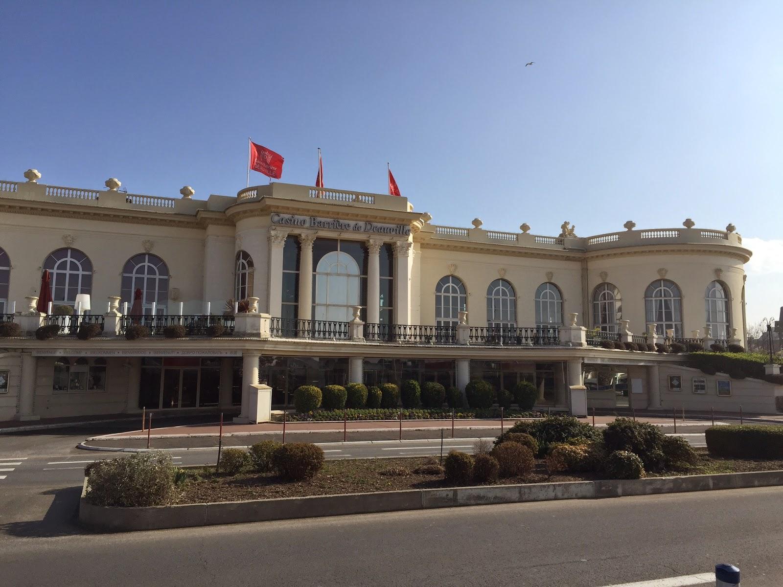 Présentation du Casino Barrière Trouville