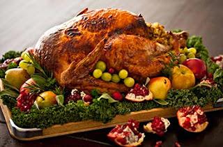 Decorações de pratos para a ceia de Natal - Peru
