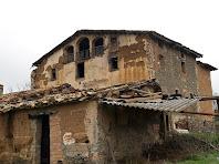 Coberts i façana de ponent de Sant Mamet