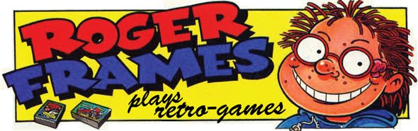 Roger Frames plays retro-games