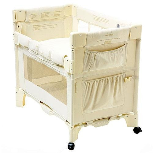 Bassinet Hooks To Bed3