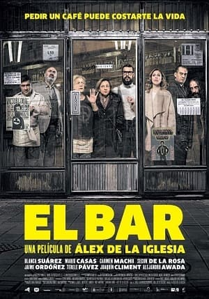 Torrent Filme O Bar 2017 Dublado 1080p 720p BDRip Bluray FullHD HD completo
