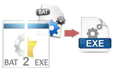 Convert Batch File Into Executable- picateshackz.com