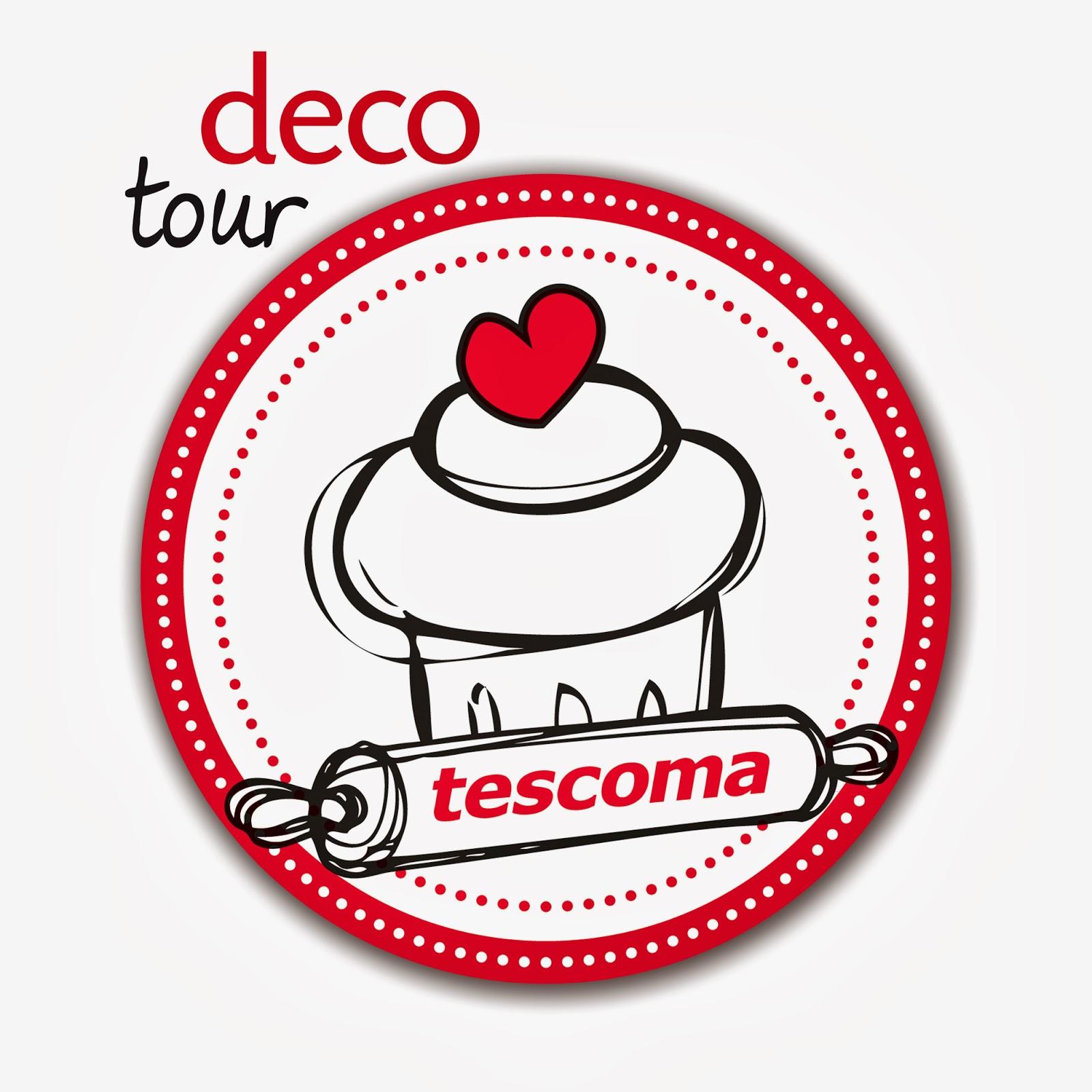 tescoma deco tour cake design polvere di zucchero