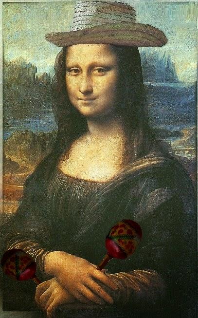 Mona Lisa cubaine