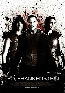 Frankenstein Entre Anjos e Dem�nios Dublado