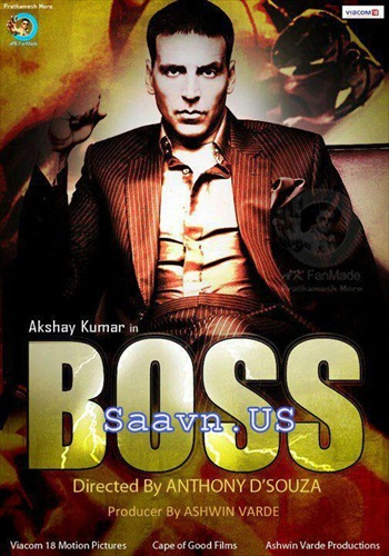 Boss (2013) Mp3 Songs Download
