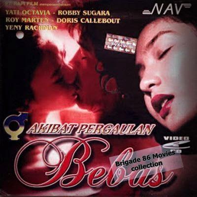 Brigade 86 Movies Center - Akibat Pergaulan Bebas (1977)