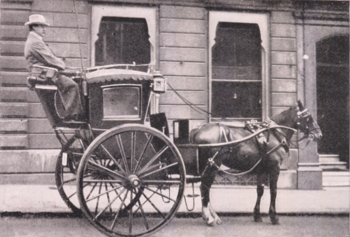land transportation in the victorian age