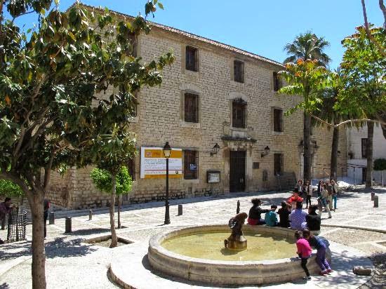 Palacio de Villardompardo en Jaen