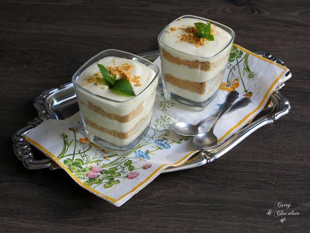 """Serradura –  """"Sawdust"""" pudding"""