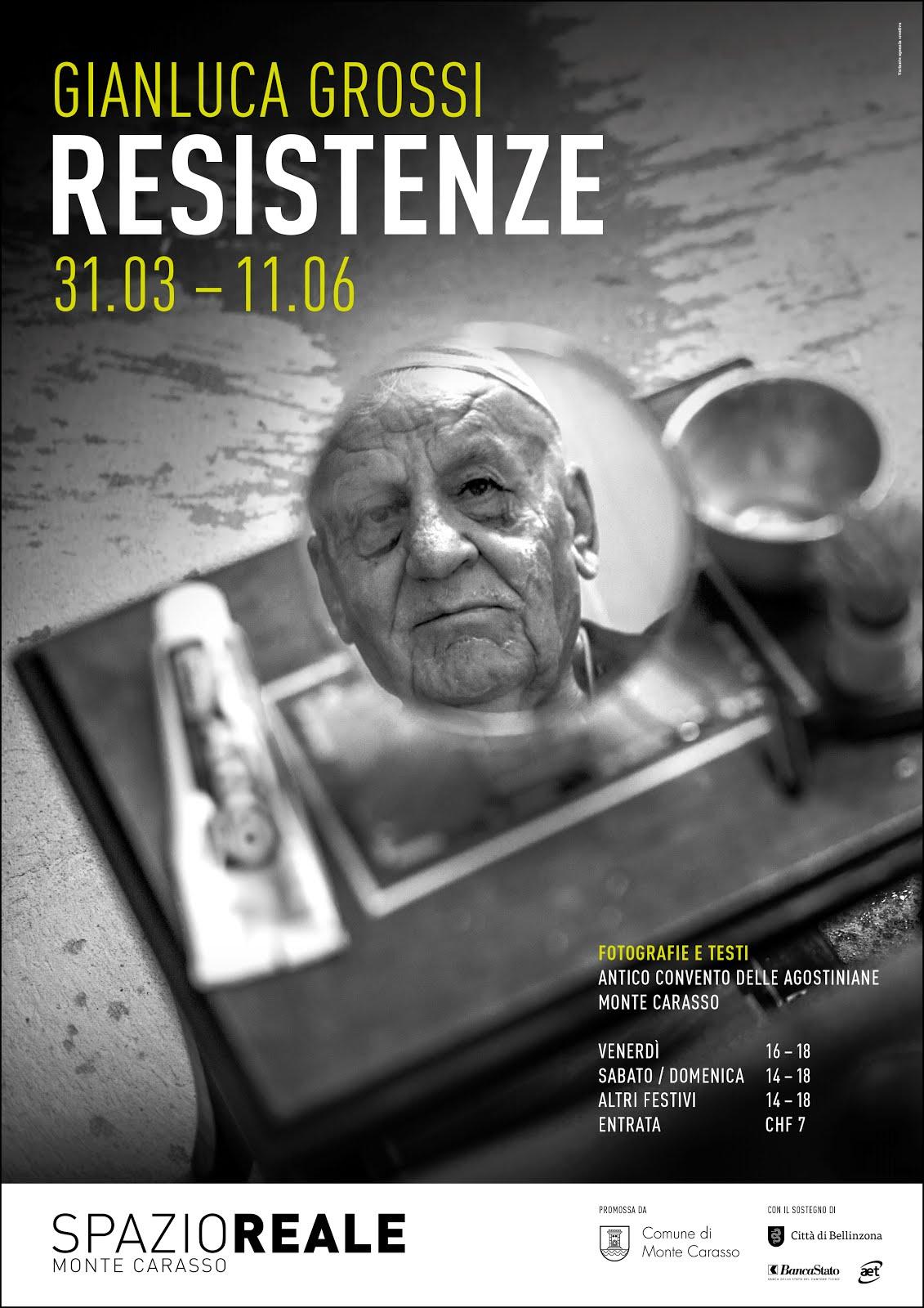 "Visita ""Resistenze""."