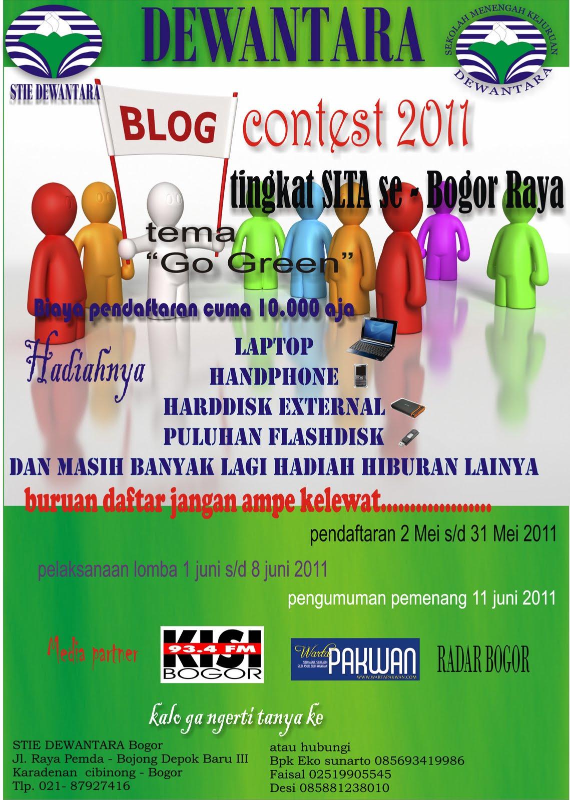 BLOG Contest 2011