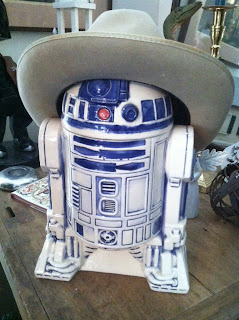 R2-D2 and the Shanghai Wars