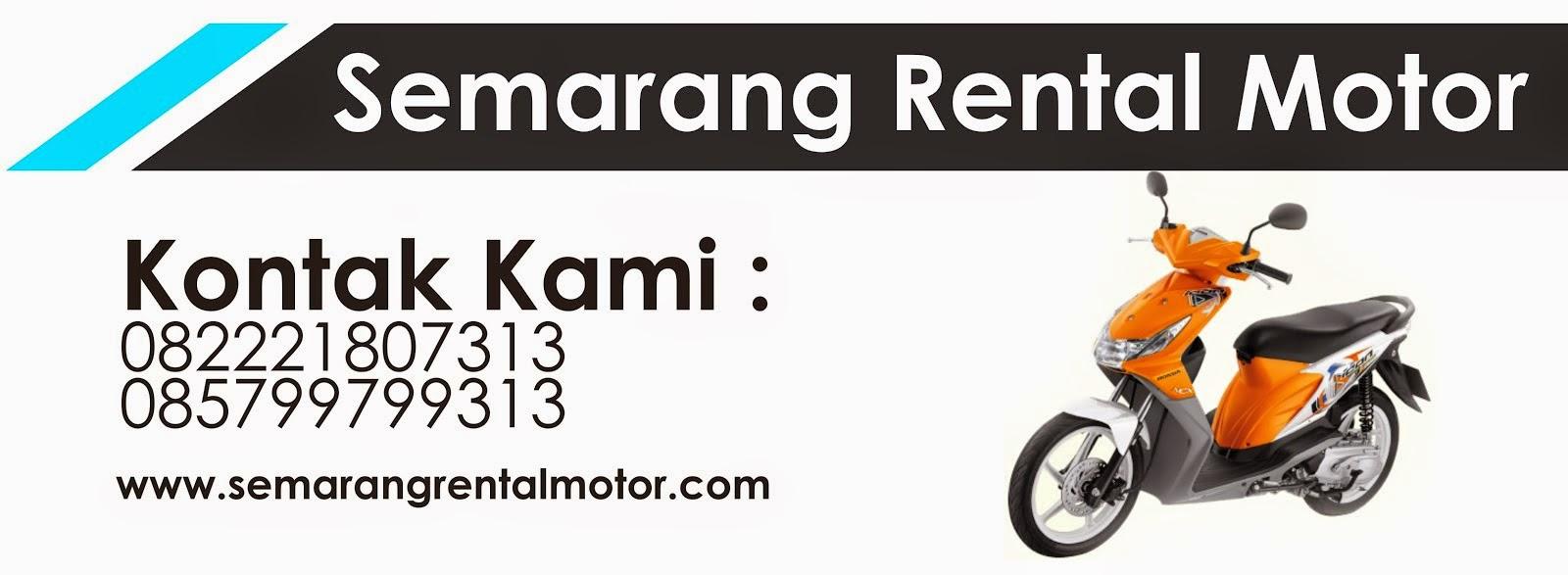 Rental Motor Semarang