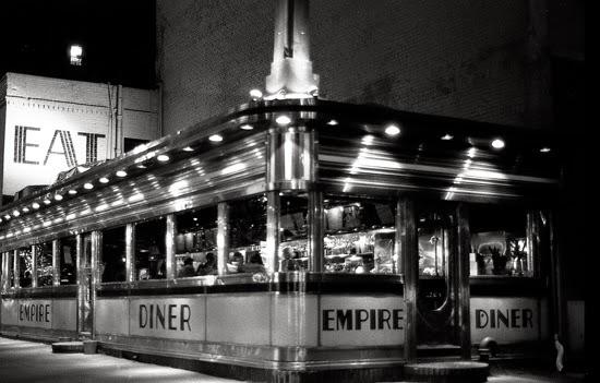 drivethru - empire diner nyc