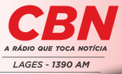 Rádio CBN AM de Lages SC ao vivo