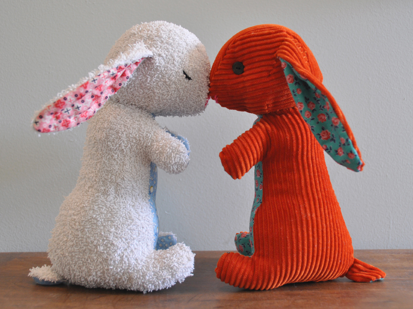 Bubblestitch Quilts Bunnies