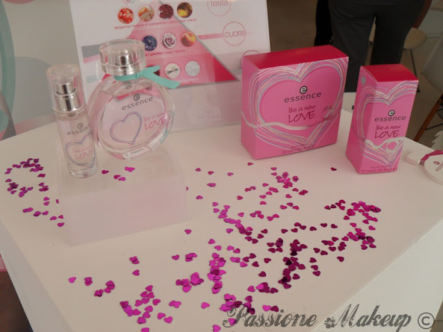 Essence profumo Like a new love