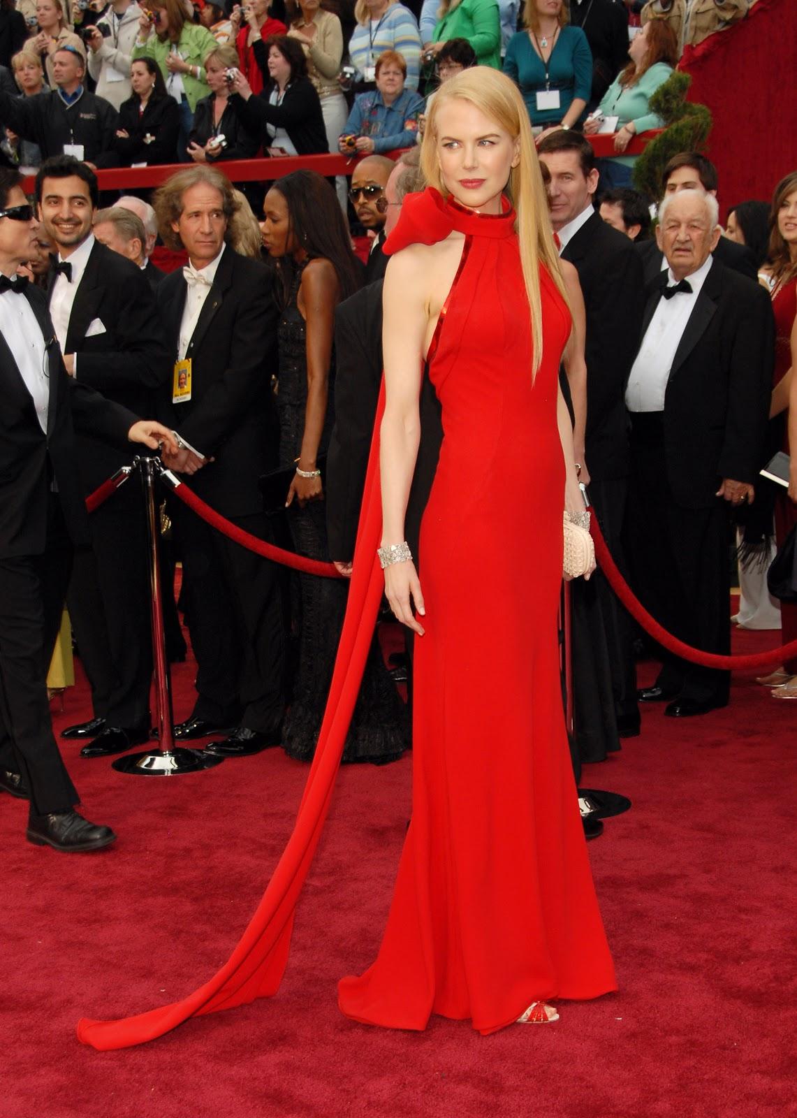 Nicole Kidman Oscar 2007