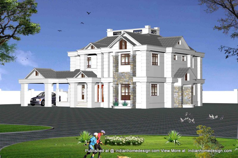 house plans in kerala. traditional house plans in