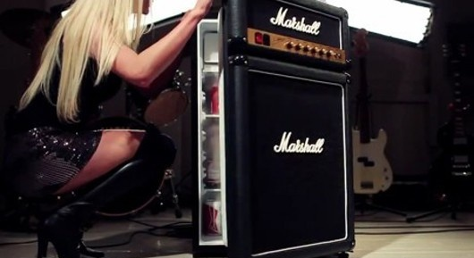 awesome marshall amp mini fridge 4 pics daily fun pics