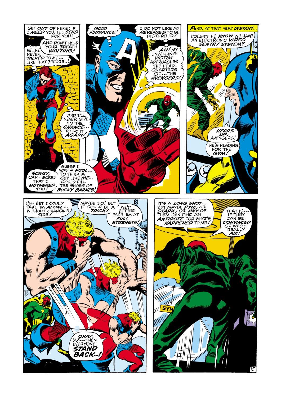 Captain America (1968) Issue #116 #30 - English 16