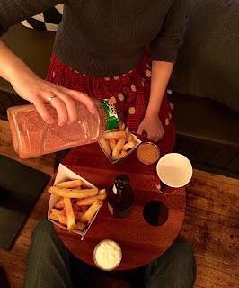 Reykjavik Chips with Vegan Sauce