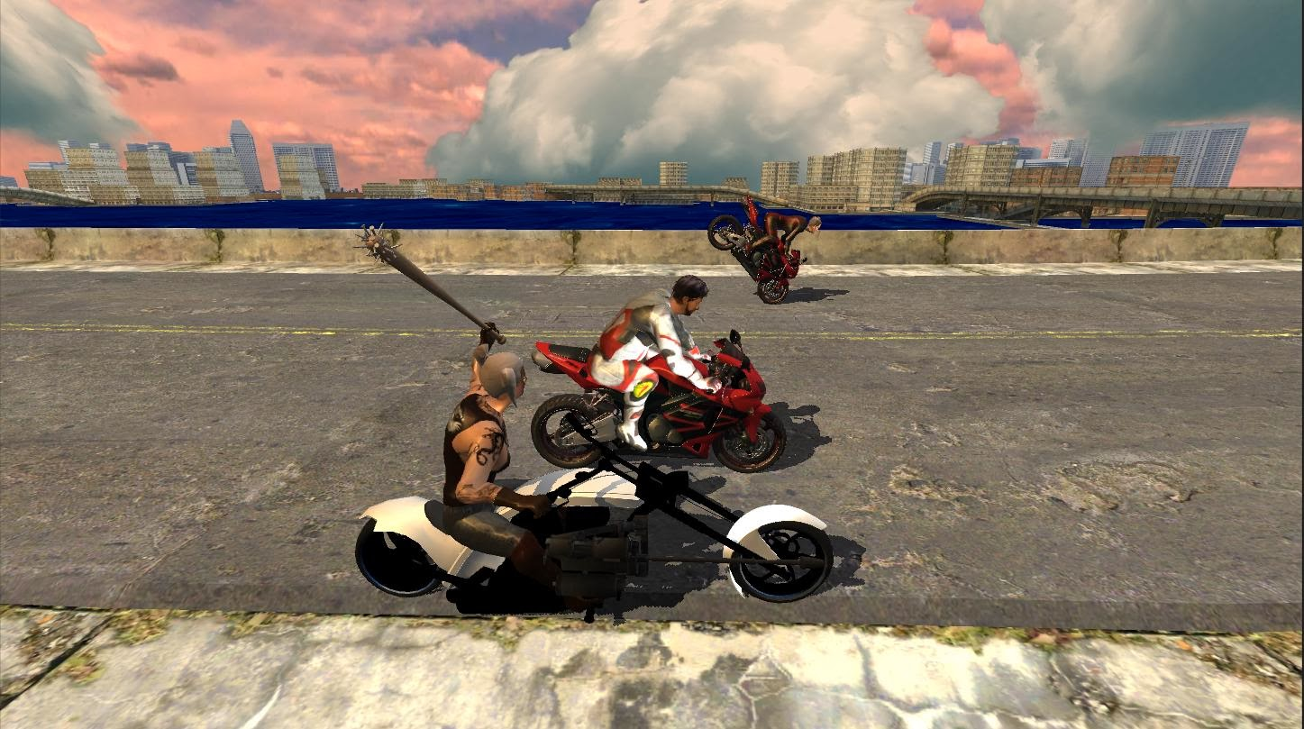 Race Stunt Fight 3 game review