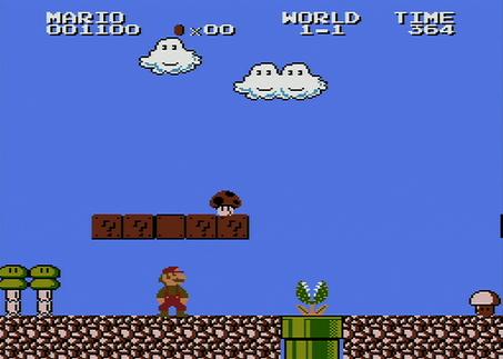 Super Mario Bros World Mapa Super Mario Bros The Lost