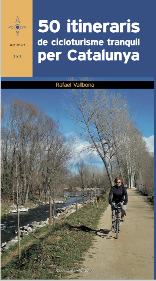 MOLT AVIAT. 50 itineraris de cicloturisme tranquil per Catalunya
