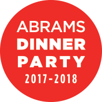 ABRAMS Dinner Party 2017-18